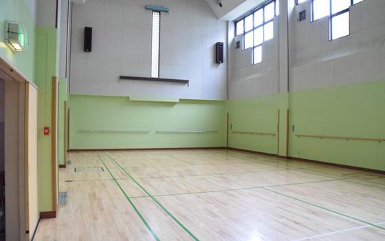 1階 体育室