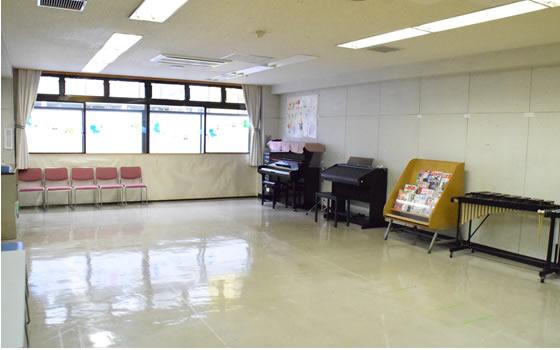 2階 音楽室