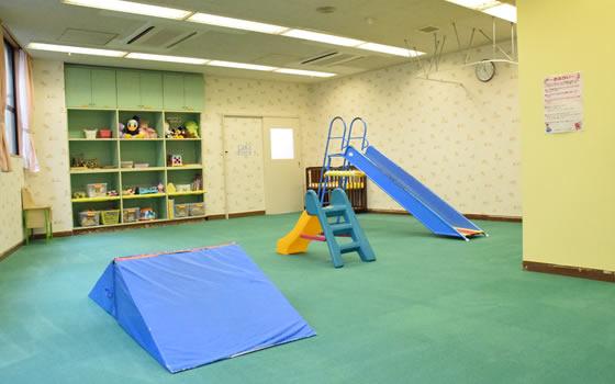 2階 遊戯室